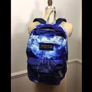 Jansport thunderstorm/ Lightning strike backpack